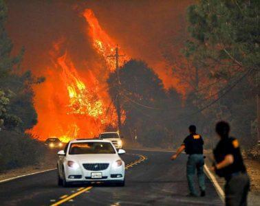 πυρκαγιά PG&E ένοχη