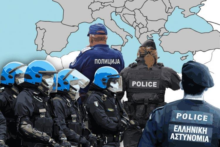 διεθνής αμνηστία διακρίσεις αστυνομία Ευρώπη κορονοϊός