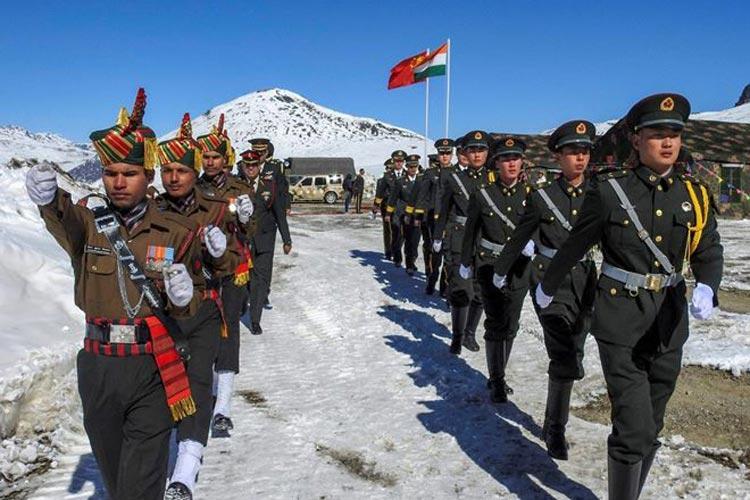 Ινδία Κίνα τέταρτος παγκόσμιος