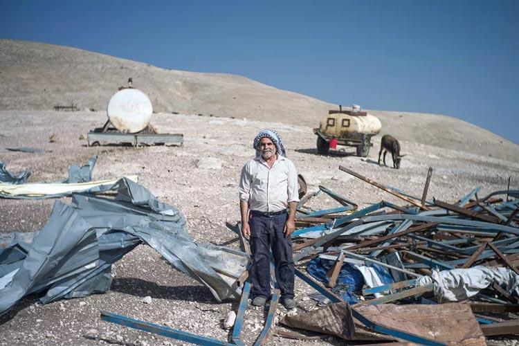 εθνοκάθαρση Κοιλάδα του Ιορδάνη Ισραήλ Παλαιστίνη