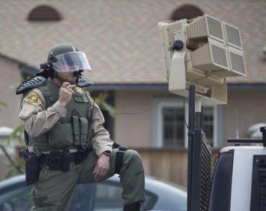 ηχητικά όπλα αστυνομία ΗΠΑ LRAD