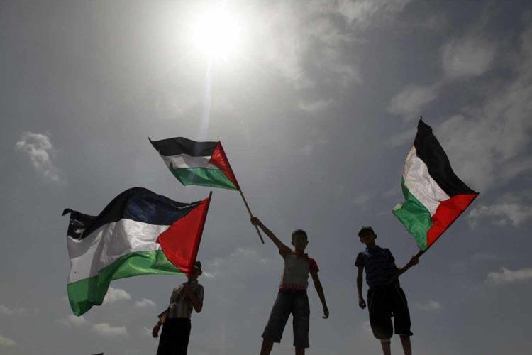 Κράτος της Παλαιστίνης αναγνώριση