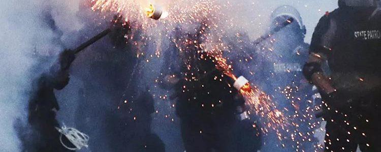 ΗΠΑ διαμαρτυρίες αστυνομική βία Βενεζουέλα
