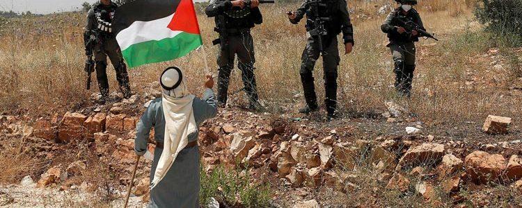 Δυτική Όχθη Παλαιστίνη Ισραήλ προσάρτηση