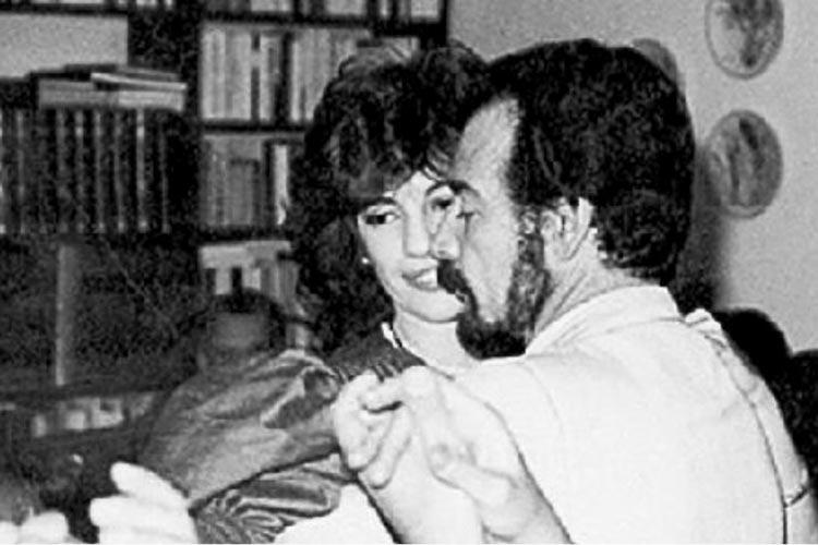 Ο Γεώργιος Γεννηματάς με την κόρη του Φώφη