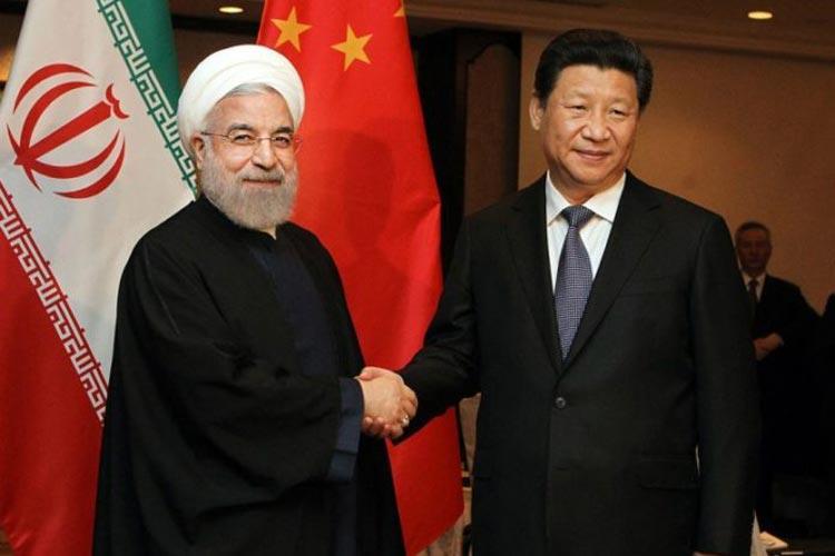 Ιράν Κίνα συμφωνία