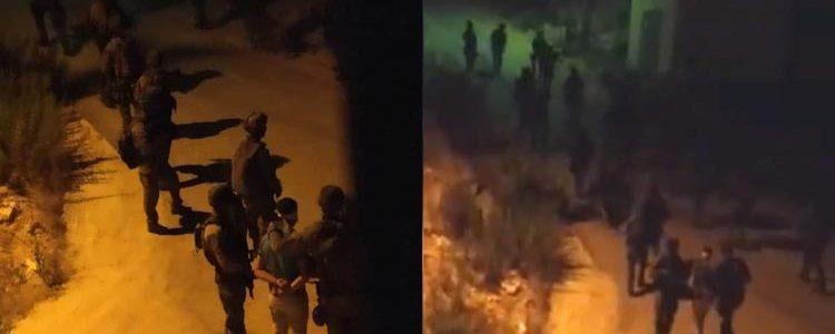 Mahmoud Nawajaa σύλληψη ισραηλινοί στρατιώτες