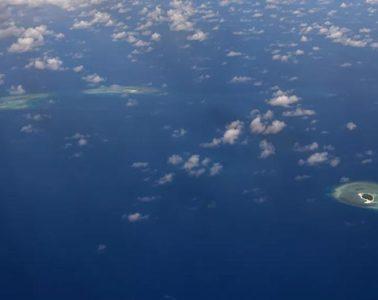νησιά Σπράτλι Κίνα ΗΠΑ
