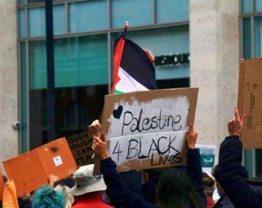ισραηλινό λόμπι Black Lives Matter Παλαιστίνη