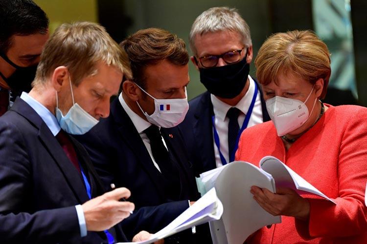 Ευρωπαϊκή Ένωση Σύνοδος Κορυφής 21 Ιουλίου