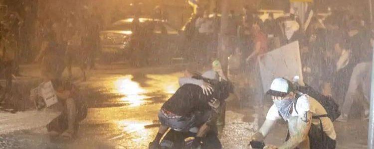 Νετανιάχου διαδηλώσεις Ισραήλ κορονοϊός