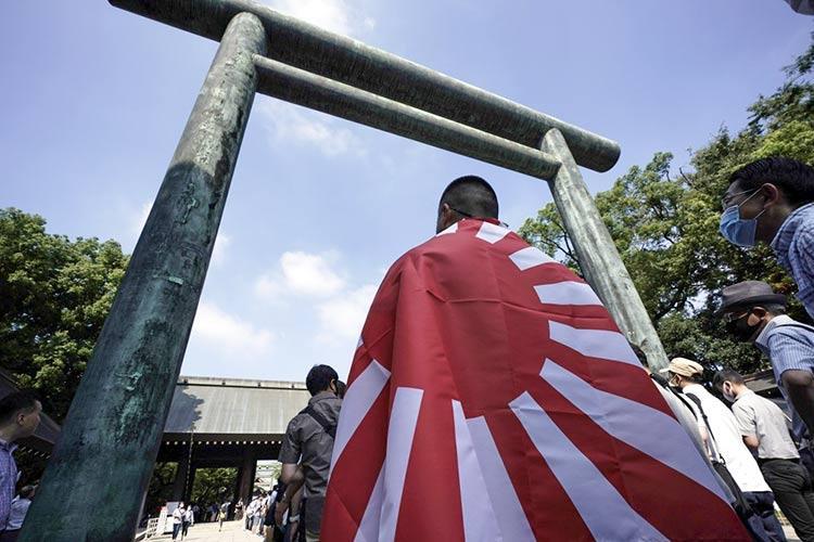 ιαπωνία γιασουκούνι εθνικισμός