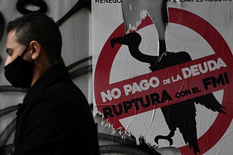 αργεντινή διαγραφή χρέους