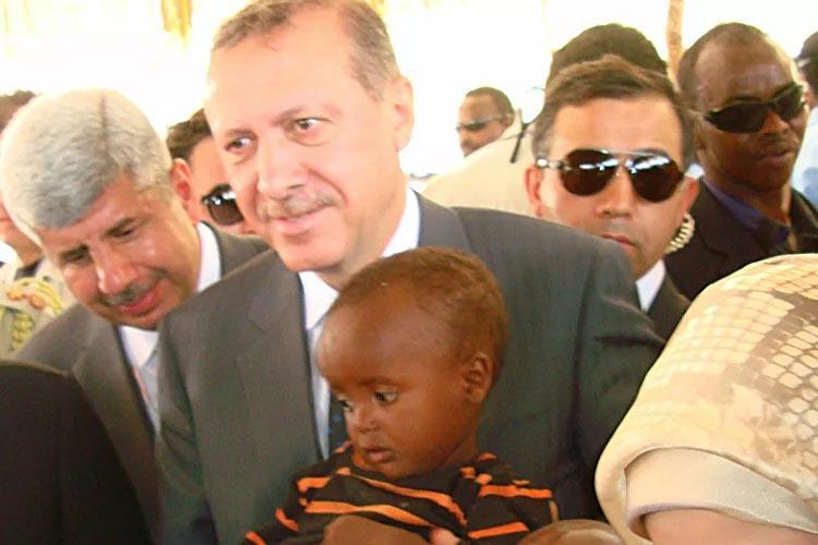 Ερντογάν Τουρκία Αφρική