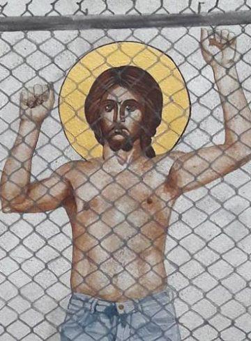 Γιώργος Γαβριήλ ιεροσυλία ζωγραφική