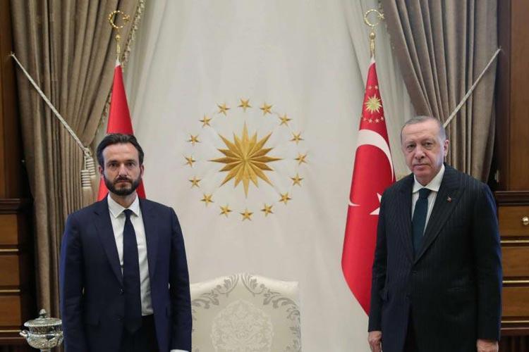 Ερντογάν Ρόμπερτ Σπάνο Τουρκία ΕΕ κυρώσεις