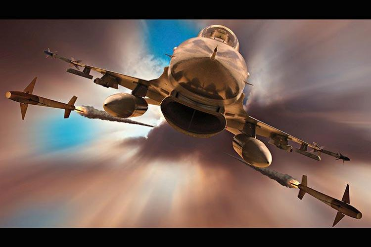 αερομαχίες τεχνητής νοημοσύνης