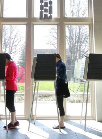 ΗΠΑ εκλογές δικαίωμα ψήφου