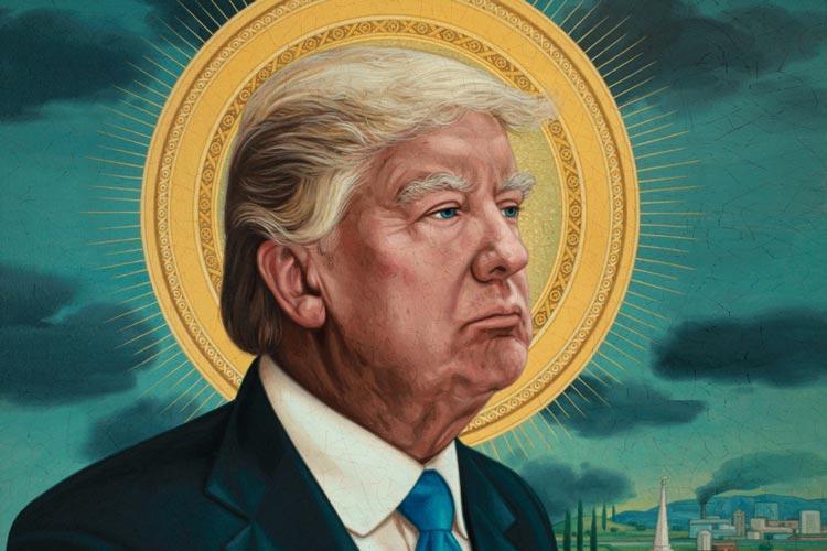 επιθυμία θρησκείας για θάνατο Τραμπ Ευαγγελικοί
