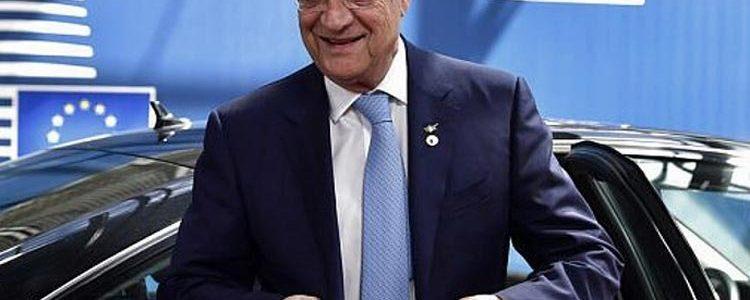 Νίκος Αναστασιάδης Cyprus Papers Ευρωπαϊκή Ένωση