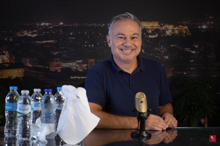 ZaraleaksTV Ζαραλίκος μολότοφ