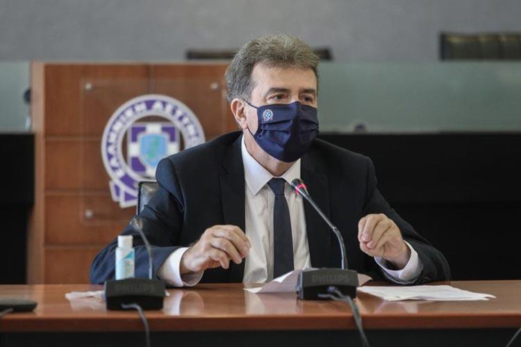 διαδηλώσεις Χρυσοχοΐδης απαγόρευση Πολυτεχνείο