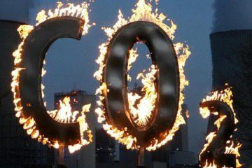 διοξείδιο του άνθρακα αέρια θερμοκηπίου συγκεντρώσεις λοκντάουν
