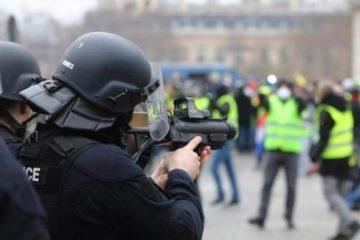 Γαλλία ασφάλεια αστυνομία λογοκρισία στρατιωτικοποίηση
