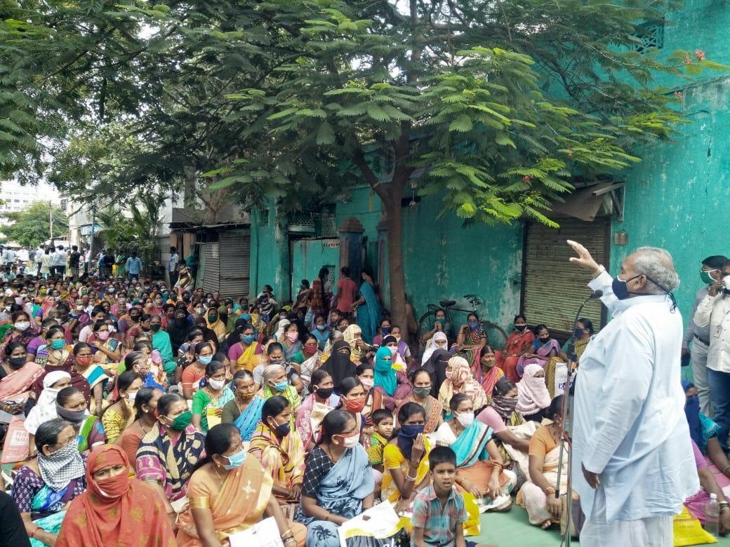 Ινδία απεργία συγκεντρώσεις