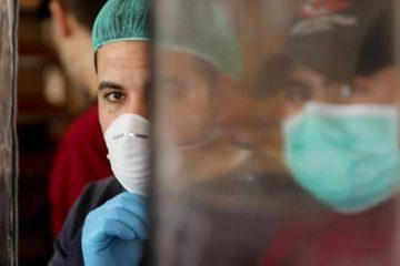 Γάζα Παλαιστίνη σύστημα υγείας κατάρρευση Ισραήλ covid-19