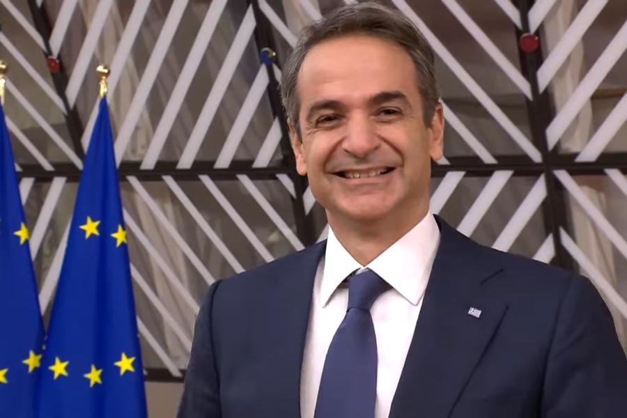 ZaraleaksTV Μητσοτάκης
