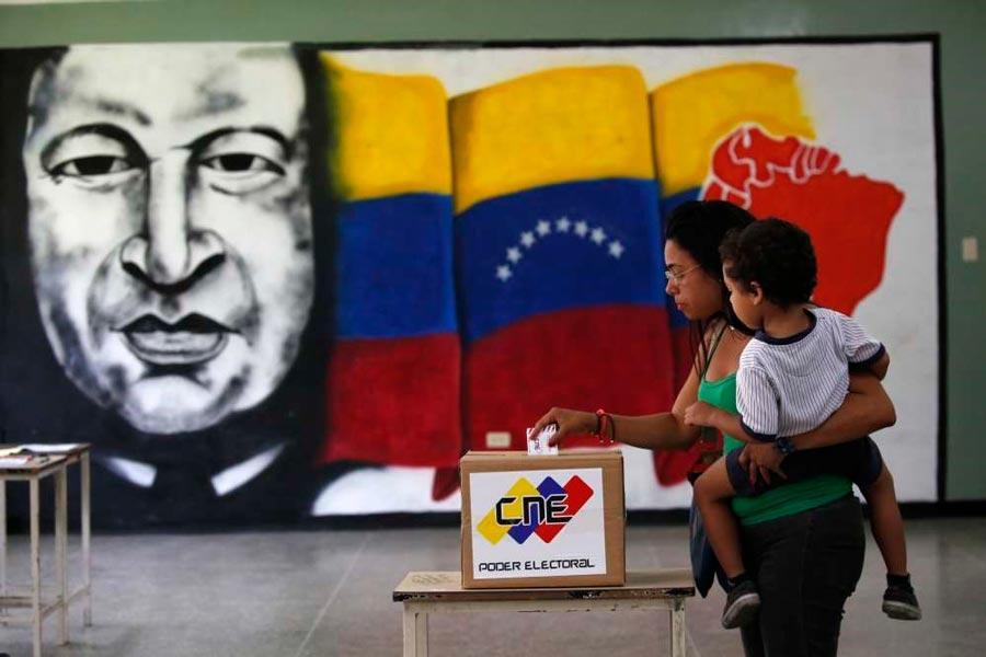 Βενεζουέλα εκλογές εθνοσυνέλευση