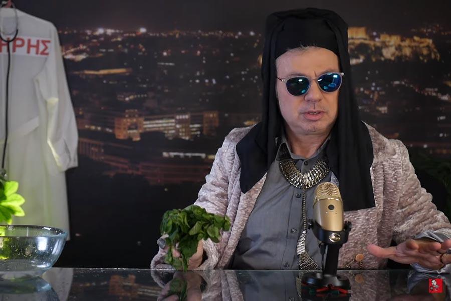 ZaraleaksTV όσο ζω εκκλησιαζώ ζαραλίκος