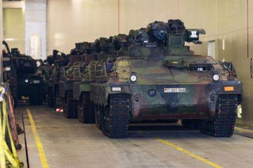 Γερμανία πωλήσεις όπλων Υεμένη Λιβύη 2020