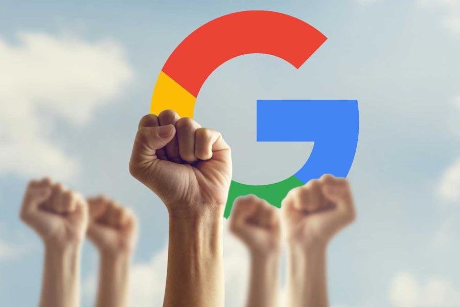συνδικάτο εργαζομένων Google Alphabet
