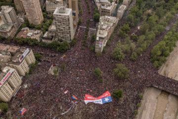Χιλή Σύνταγμα πινοσέτ εξέγερση
