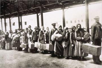 μετανάστες ΗΠΑ νήσος Έλλις