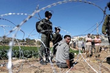 απαρτχάιντ Ισραήλ Παλαιστίνη B'Tselem