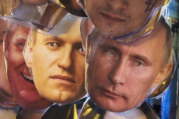 Navalny, Putin