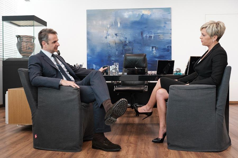 ψέμματα ΝΔ Μητσοτάκης Νικολάου