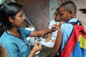κυρώσεις Βενεζουέλα εμβόλια