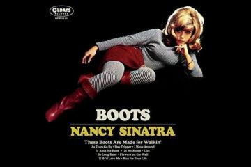 SINATRA these boots are made for walking