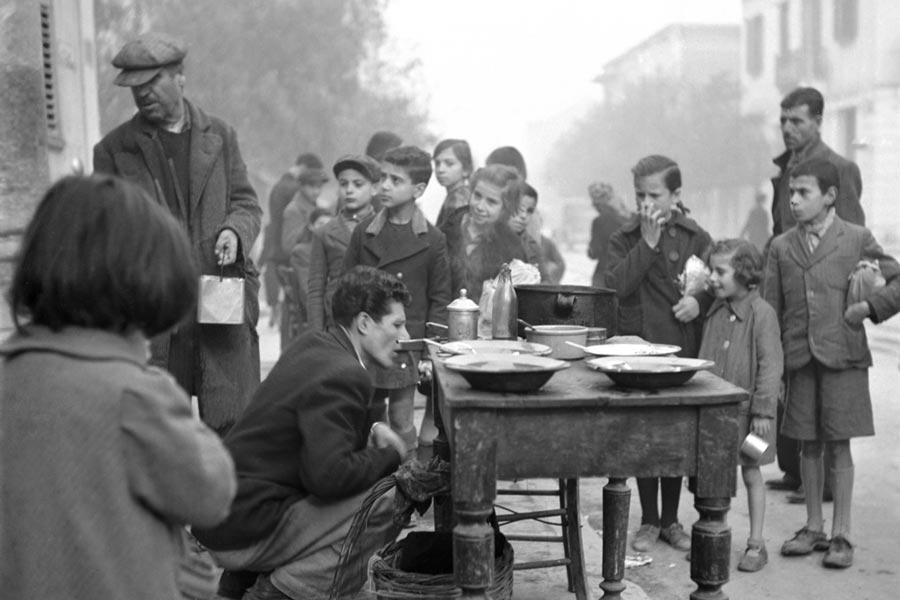 ιστορία κατοχή λιμός γερμανία ναζί