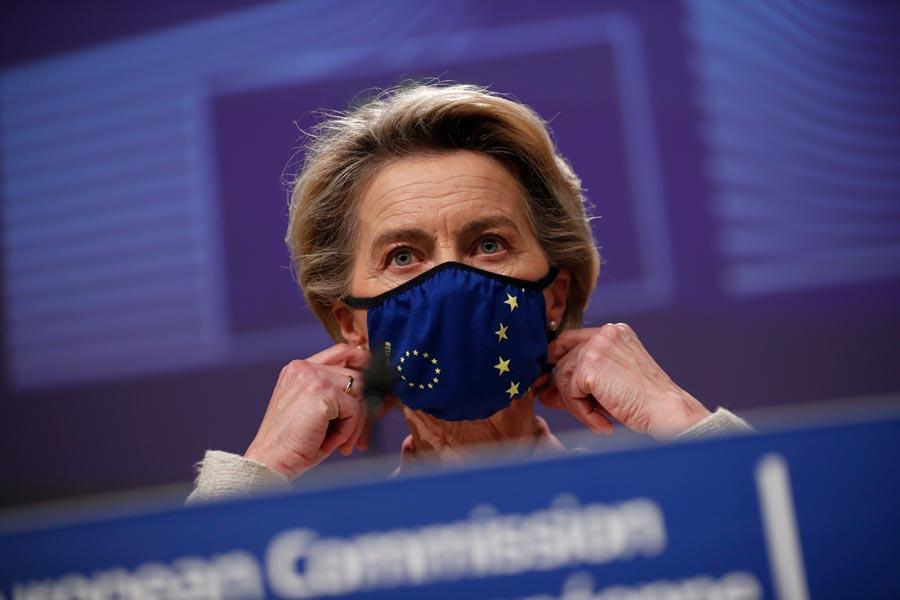 ΕΕ εμβόλια θάνατοι covid-19