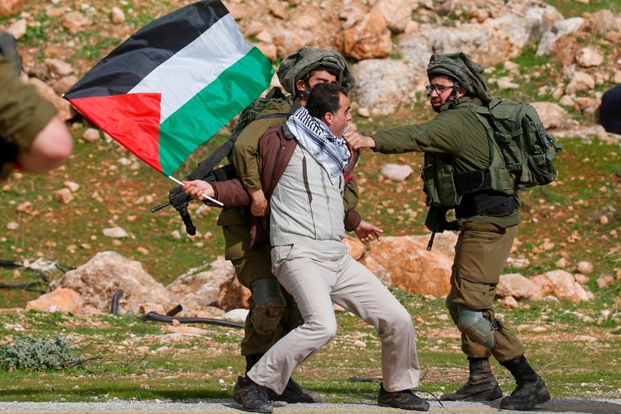Παρατηρητήριο ανθρωπίνων δικαιωμάτων ισραήλ παλαιστίνη απαρτχάιντ