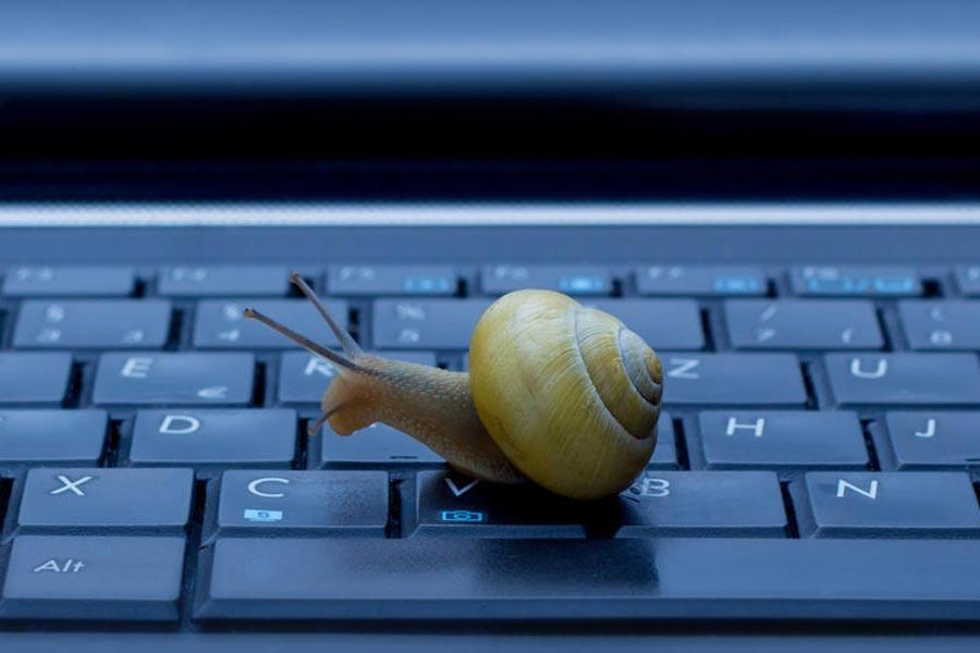 ίντερνετ αργό Ελλάδα ΕΕ