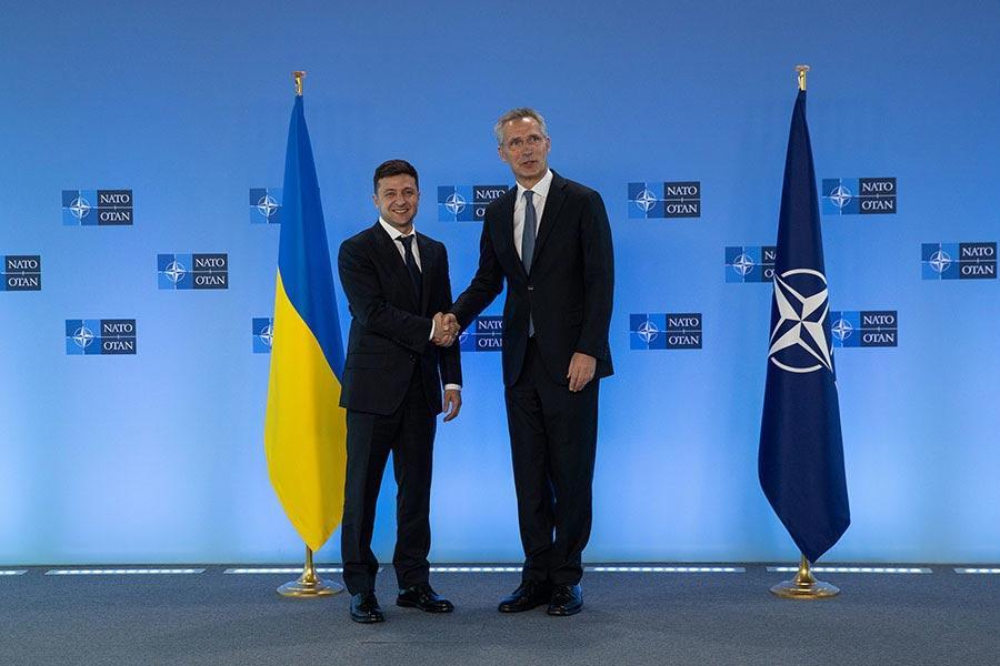 Ουκρανία ΝΑΤΟ συμφέροντα