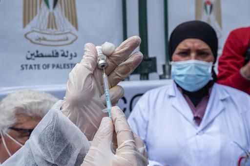 Κίνα παλαιστίνη εμβόλιο