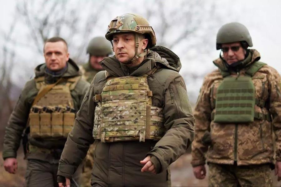 φτηνοί πόλεμοι ΗΠΑ Ρωσία Ουκρανία