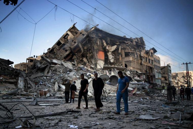 Γάζα βομβαρδισμοί ισραηλινή αεροπορία